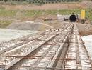 عکس: راهآهن ایران تا 3 سال دیگر به عراق وصل میشود / ایران