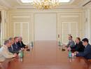 عکس: سفر هیئت نمایندگی مجمع ملی فرانسه به آذربایجان / سیاست