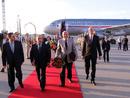 عکس: بازدید رئیس جمهور چک از مناطق دیدنی شمال غرب جمهوری آذربایجان / اجتماعی