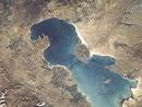عکس: افزایش ۳۱ سانتیمتری تراز آبی دریاچه ارومیه / اجتماعی