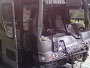 عکس: 6 کشته و 23 زخمی در جریان حمله به اتوبوس زائران ایرانی در عراق / ایران
