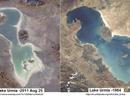 عکس: توقف10پروژه سدسازی در ارومیه / ایران