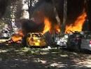 صور: قنبلتان تستهدفان سفارتي إسرائيل في الهند وجورجيا / أحداث