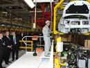 صور: تدشين أهم بنية صناعية بالحوض المتوسطي : مصنع