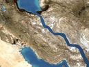 عکس: اتصال خزر به خلیج فارس، کانال یا «خیال»؟ / ایران