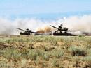 عکس:  آغاز رزمایش مشترک نظامی آذربایجان و امریکا / سیاست