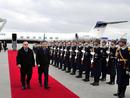 عکس: آغاز سفر رسمی نخست وزیر گرجستان به آذربایجان  / سیاست
