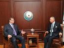 صور: الأمين العام يستقبل سفير روسيا لدى المملكة العربية السعودية / مجتمع