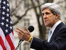 عکس: جان کری: اختلافات را با ایران کمتر کردیم / برنامه هسته ای
