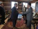 عکس: دیدار سرکنسول جمهوری آذربایجان در تبریز با استاندار آذربایجان غربی / ایران