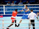 عکس: بوکسور آذربایجانی امید زیادی به مدال طلا دارد / کشورهای دیگر