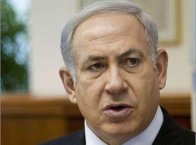 صور:  نتنياهو يدعو لتجريد سوريا من الكيميائي  / العلاقات الاسرائيلية العربية