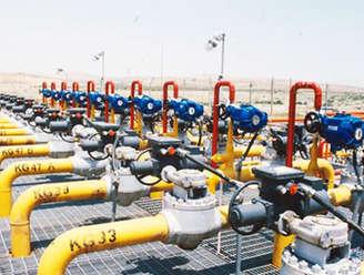 عکس: بازار گاز عراق برای ایران / ایران