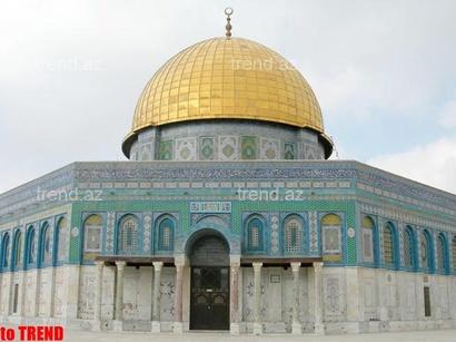 صور: إسرائيل تأمر بإغلاق جسر باب المغاربة المؤدي إلى المسجد الأقصى / العلاقات الاسرائيلية العربية