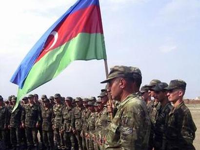 عکس: یک سرباز ارتش آذربایجان اقدام به خودکشی کرد / حوادث