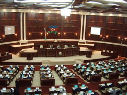 عکس: نمایندگان مجلس آذربایجان پیشنهاد تغییر نام کشور به آذربایجان شمالی را مطرح کردند / سیاست