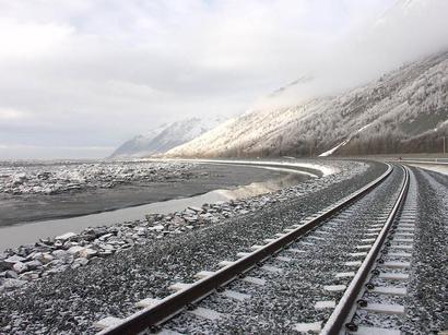 عکس: اعلام آمادگی ایران برای سرمایه گذاری در بخش ریلی قرقیزستان / ایران