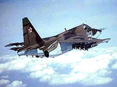 صور: تحطم طائرة عسكرية في أذربيـــجان (استكمال) / أحداث
