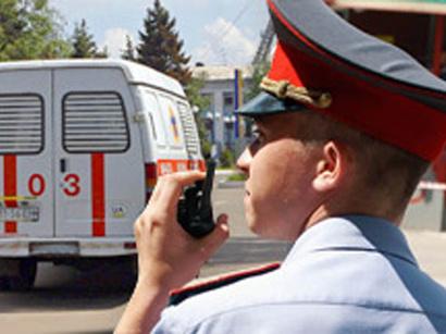 عکس: منبع آگاه: تعداد آسیب دیدگان در حمله تروریستی در شهر گروزنی به 15 نفر رسید / روسیه