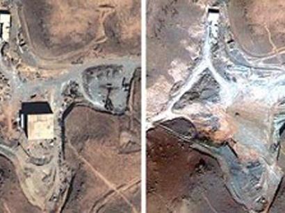 صور: الوكالة الذرية تشتبه في نشاط نووي سوري في موقع مدمر / البرنامج النووي