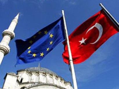 Turkey ranks 5th largest trade partner of EU in 2016
