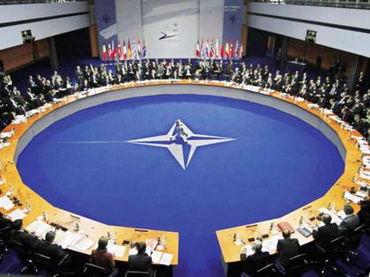 عکس: در بروکسل نشست کمیته ناتو- گرجستان در سطح وزرای دفاع برگزار خواهد شد / گرجستان