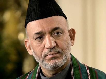 عکس: کرزی: افغانستان می خواهد به خود اتکایی برسد / سیاست