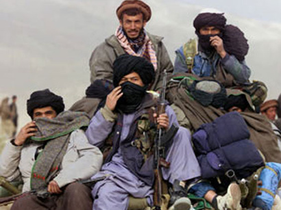 عکس: طالبان ملت افغانستان را به بایکوت دور دوم انتخابات فراخواند / افغانستان