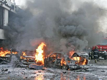 عکس: انفجار در پایتخت افغانستان / افغانستان