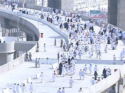 عکس: ورود خودروها به شهر مکه در ایام حج ممنوع شد / اجتماعی