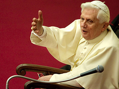 صور: الفاتيكان ينفي أنباء استقالة البابا / سياسة