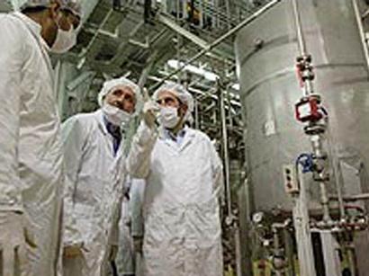 صور: إيران تعلن تثبيت أجهزة طرد مركزي أعلى سرعة لتخصيب اليورانيوم / البرنامج النووي