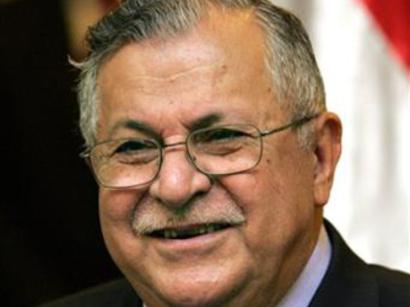 عکس: رئیس جمهور عراق: وضعیت امنیتی در عراق بر خلاف نوشته های رسانه ها بهتر است / کشورهای عربی