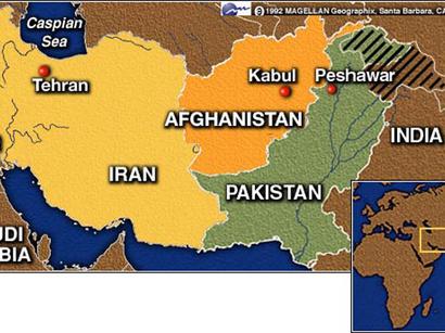 عکس: افغانستان از تجارب ایران در زمینه مبارزه با مواد مخدر بهره مند میشود / سیاست