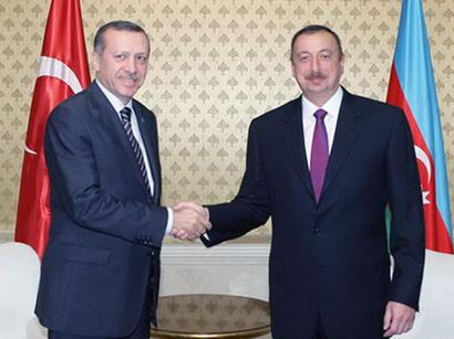 عکس: دیدار نخست وزیر ترکیه با رئیس جمهور آذربایجان در استانبول / ترکیه