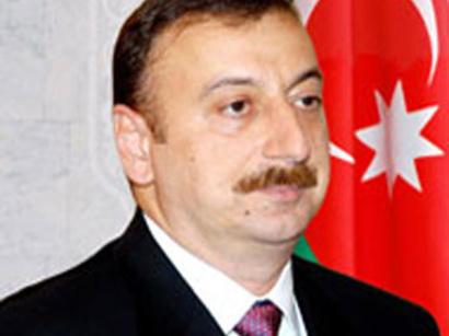 عکس: رئیس جمهور آذربایجان همتای اسرائیلی خود را تبریک گفت / اسرائیل