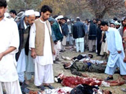 عکس: انفجار در افغانستان شش کشته به جا گذاشت / افغانستان