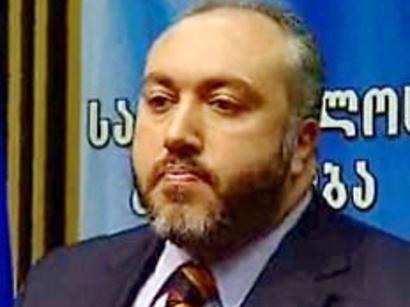 عکس: سفیر جدید گرجستان در آمریکا: ایران باید عضو کامل جامعه جهانی شود / سیاست
