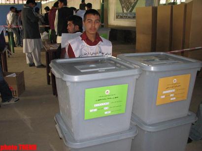 عکس: رئیس کمیسیون انتخابات افغانستان و معاون وی امروز چهارشنبه استعفا کردند. / افغانستان