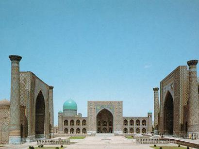 عکس: دیدار مقامات رسمی ازبکستان با نمایندگان وزارت خارجه آمریکا / ازبکستان