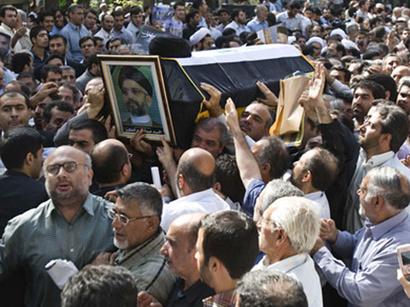 صور: تشديد أمني قبيل تشييع الحكيم ببغداد / مجتمع