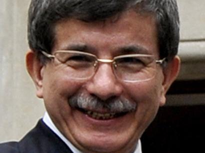 صور: وزير الخارجية التركي التقى برئيس الجمعية البرلمانية لمجسل اوروبا / تركيا
