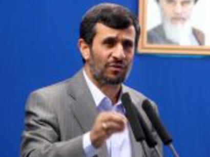 عکس: انتقاد شدید تشکیلات خودگردان فلسطینی از سخنان احمدینژاد / ایران