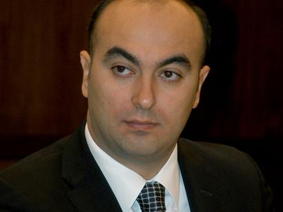 عکس: النور آسلان اف: پیروزی آذربایجان در جنگ رسانه ای با ارمنستان از اهمیت به سزایی برخوردار است / سیاست
