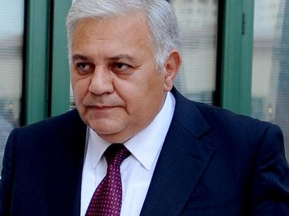 عکس: روئسای پارلمانی آذربایجان و گرجستان در مورد توسعه روابط بین پارلمانی گفتگوهایی انجام داده اند / سیاست