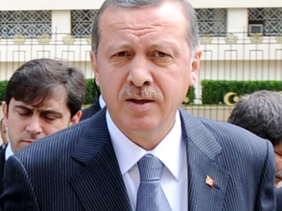 عکس: نخست وزیر ترکیه: ترکیه و آذربایجان برای برقراری صلح و ثبات در منطقه هدف مشترک دارند / سیاست