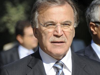 عکس: سفیر جدید آذربایجان در ترکیه با رئیس پارلمان ترکیه دیدار کرد / سیاست