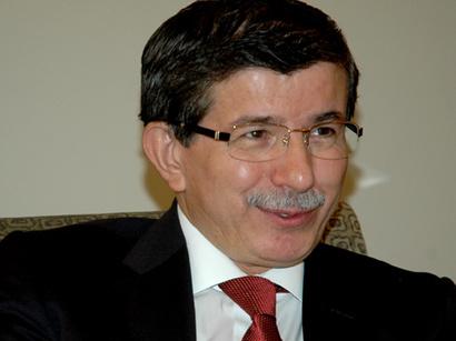 صور: احمد داود اوغلو: تركيا و الشعب التركي يحترم علم اذربيجان / سياسة