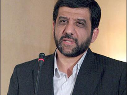عکس: امضای سند همکاری در حوزه رادیو و تلویزیون بین تهران و باکو / ایران