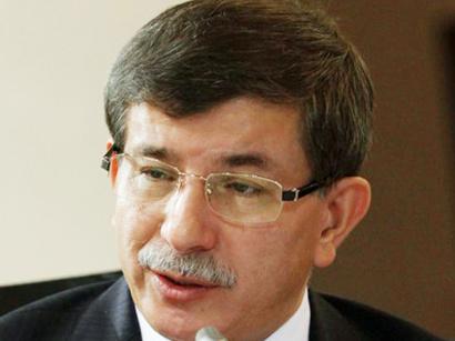 عکس: وزیر خارجه ترکیه: مسیر دستیابی به صلح در خاورمیانه از سوریه می گذرد / ترکیه